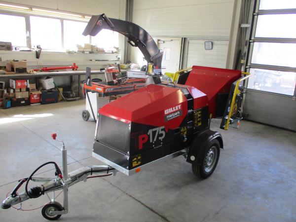 Holzhacker TP 175