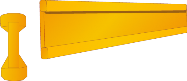 Holzschalungsträger 2,90 m