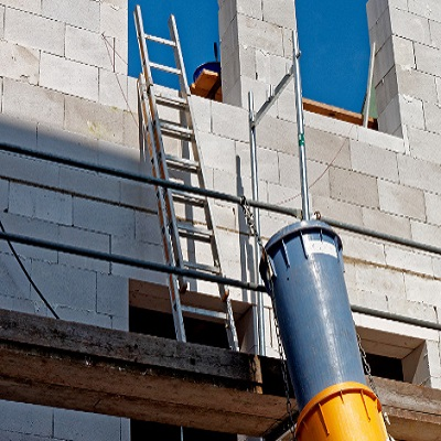 Schalung, Gerüste und Leitern