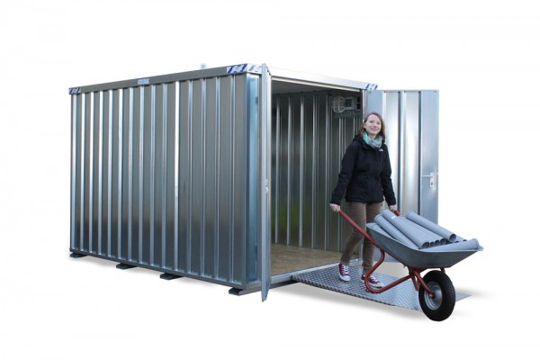 Material- Container 2x4m